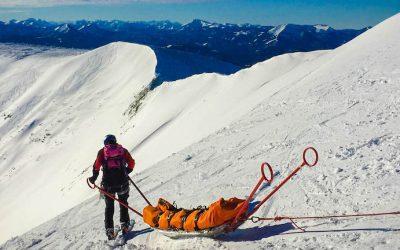 Winterübung am Göller – Hohenberg & St. Aegyd